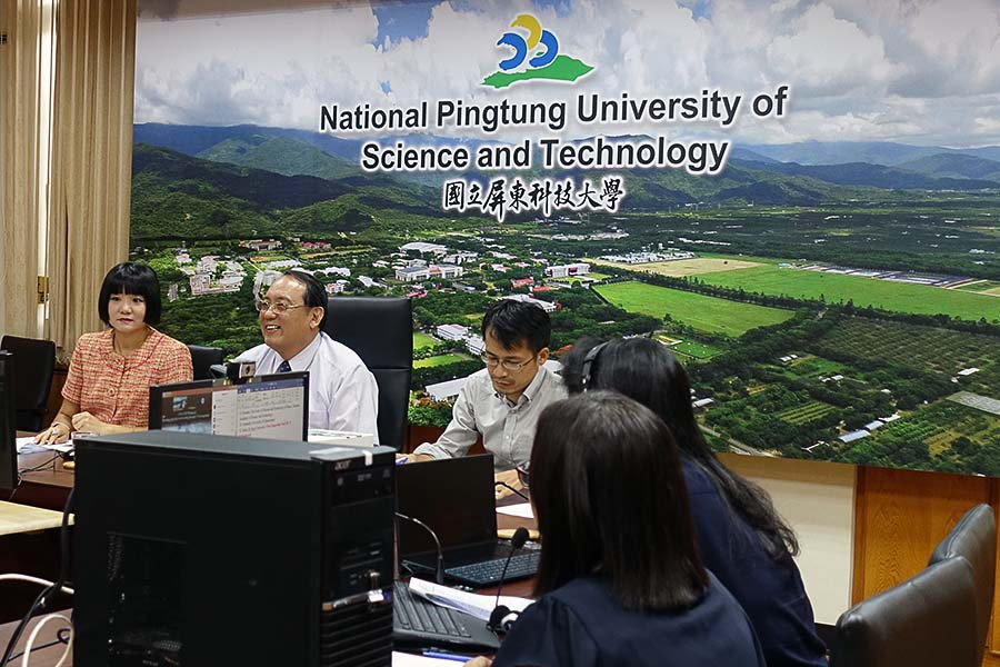 UNTA 2020 Webinar on Boosting University World Ranking through UNTA Cooperation